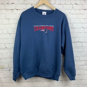 New England Patriots Sweatshirt